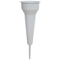 Kapu vāze 0 balta 24cm
