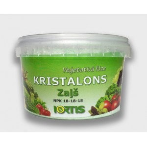 Kristalons Zaļš 500 g