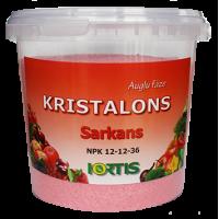 Hortis Kristalons Sarkans 1kg