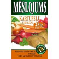 Mēslojums Kartupeļiem un Dārzeņiem 2.5kg AGR