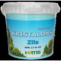 Hortis Kristalons Zils 1kg