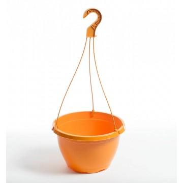 Pods NJ 27 cm+āķis, oranžs