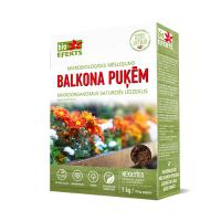Balkona puķēm (Mikrobiol. mēslojums) 1kg