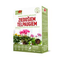 Ziedošiem telpaugiem (Mikrobiol. mēslojums) 1kg
