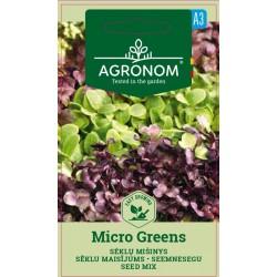 Salātu maisījums Micro Greens