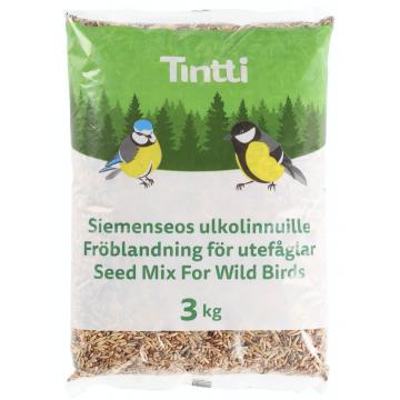 Sēklu maisījums savvaļas putniem (3 kg)