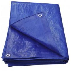 Pārklājs PE 4x6m zils