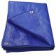 Pārklājs PE 3x5m zils