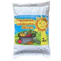 Organisks mēslojums dārzam 2kg