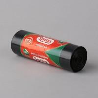 Atkritumu maisi SPINO 150L melni 10gb