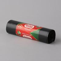 Atkritumu maisi SPINO 250L melni 5gb