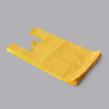 Maisiņi 35+16x64cm dzelteni 100gb