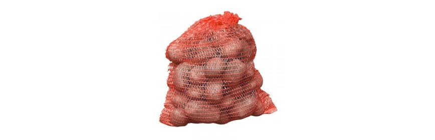 Polipropilēna un tīklu maisi